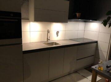 Tegelwerk Keuken - Lentink Bouw